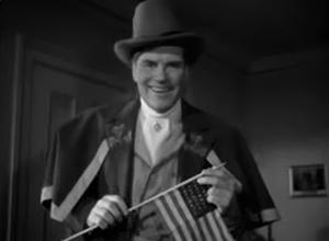 Walter Huston as Jerry Cohan, Yankee Doodle Dandy