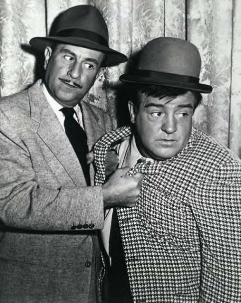 Abbott And Costello The End Of An Era