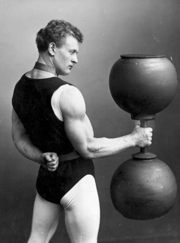 Sandow Strongman