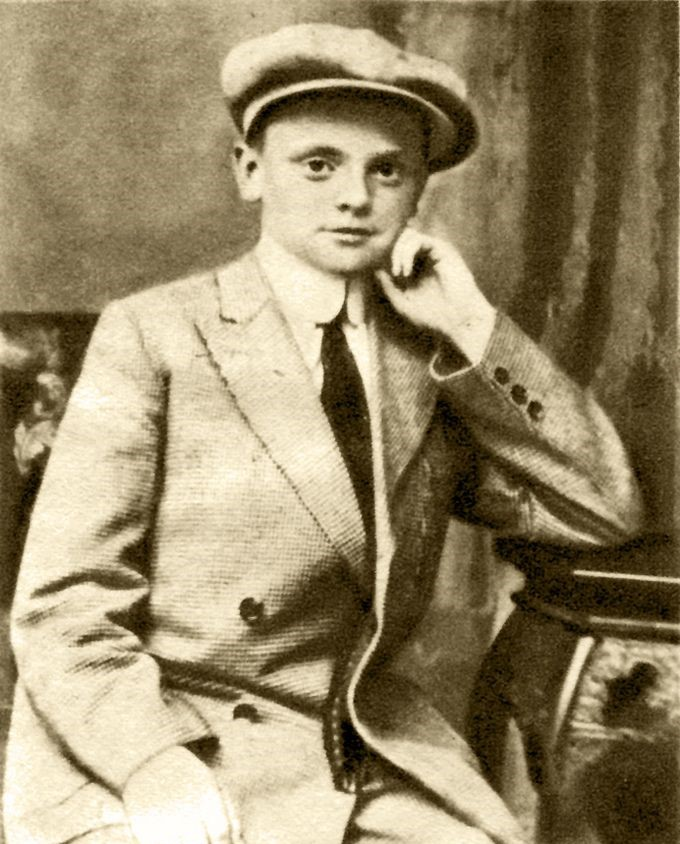James Cagney Song And Dance Man In Vaudeville Travalanche