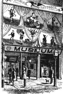 On Dime Museums And Side Shows