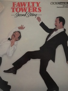 John Cleese, Fawlty Towers, Second String