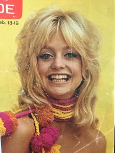 Goldie Hawn, the Most Successful Go-Go Dancer in History ...