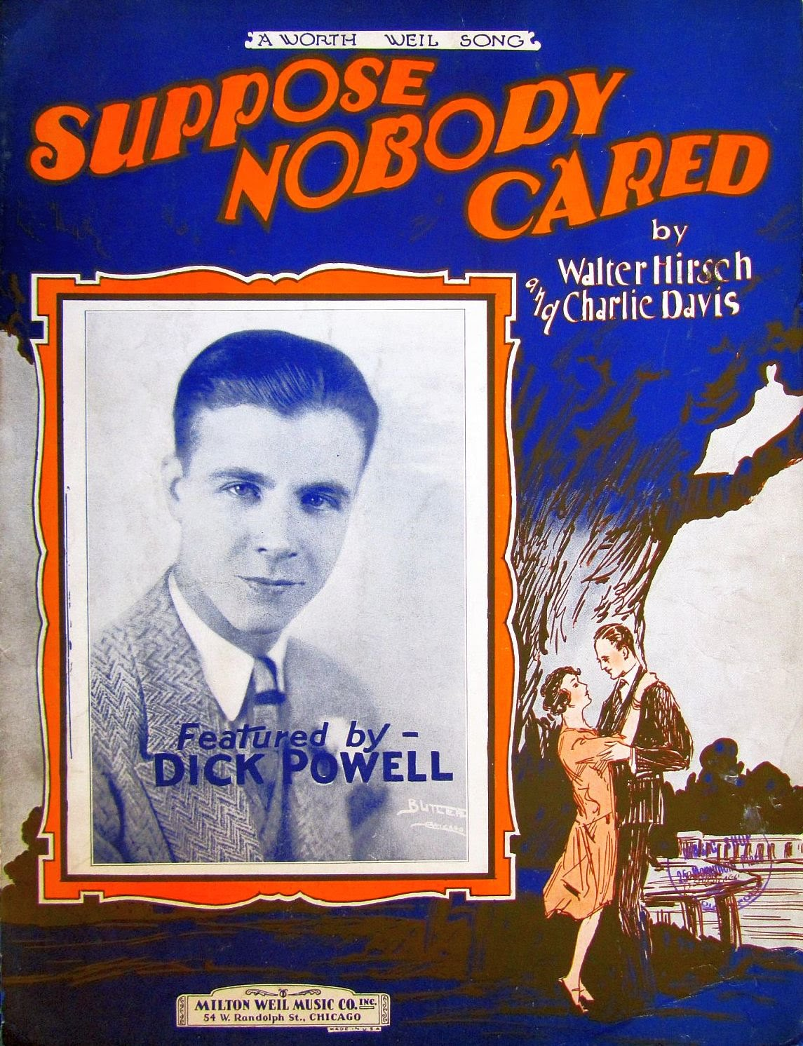 Dick powell blues band