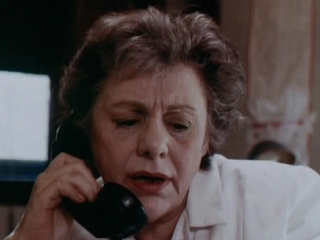 "Roth in the horror movie ""Alice, Sweet Alice"", released around the same time as the Boggs interview"