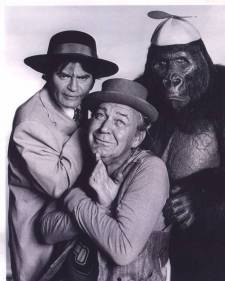 ghostbusters_Larry_Storch_Forrest_Tucker