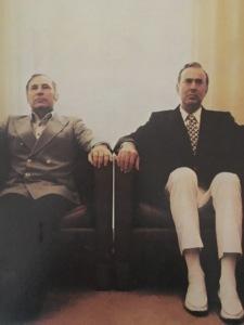 Carl Reiner, Mel Brooks