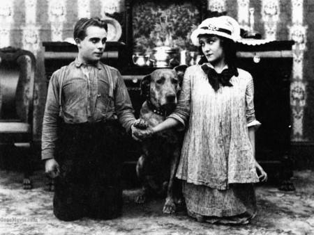 Teddy at the Throttle (1917)