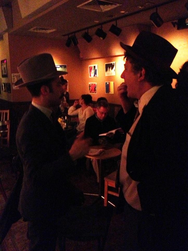 Haar and Host in Hats