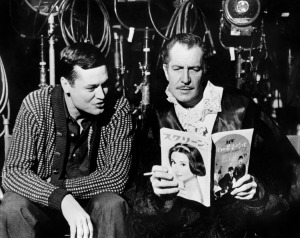 Corman with his greatest star Vincent Price