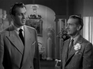 with Clifton Webb in