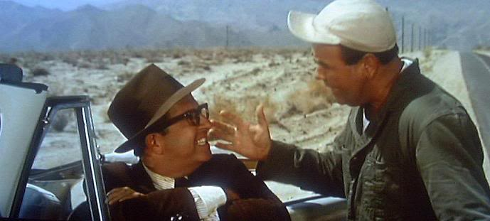 "Silvers with Jonathan Winters in ""Mad, Mad World"": Comedy Heaven"