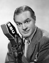 Bob Hope on the radio
