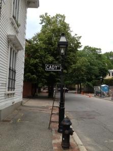 cady street