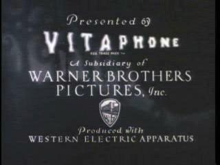 Poster - Vitaphone frame