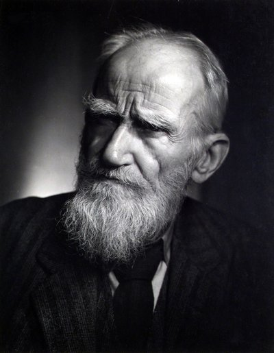 On George Bernard Shaw | Travalanche