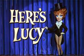 Here's Lucy title, Lucille Ball