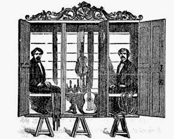 Davenport Bros Cabinet - 2