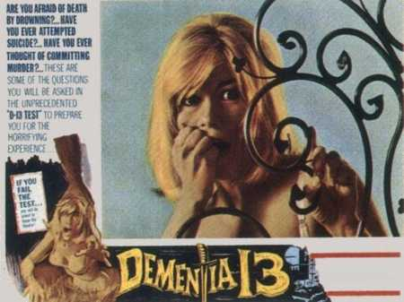 Dementia 13 Wallpaper - Roger Corman - Francis Ford Coppola - 1024