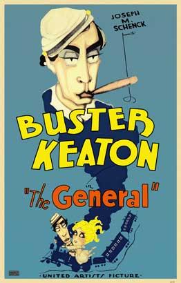 Keaton General 1-sh