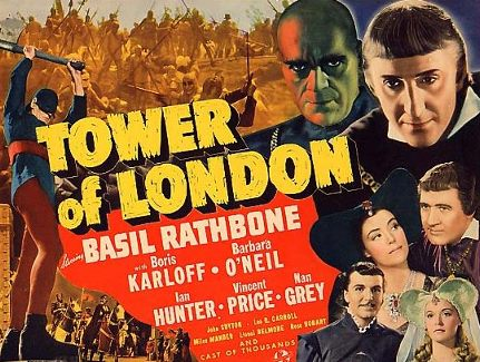 poster tower of london