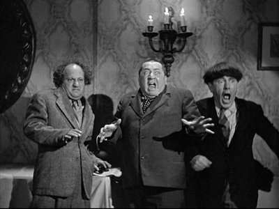 Image result for photo of pillow fight three stooges
