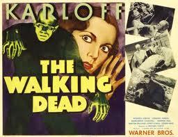 walking dead 1936 movie poster