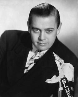 Singer Morton Downey