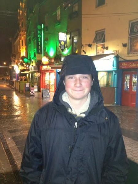 charlie in galway