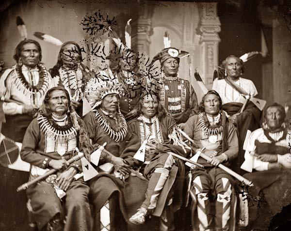 Indians-Group