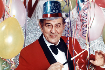 Image result for guy lombardo new years eve