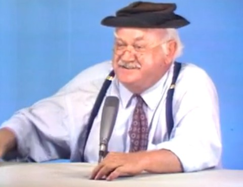 Charley Weaver and the Passing of Rube Comedy