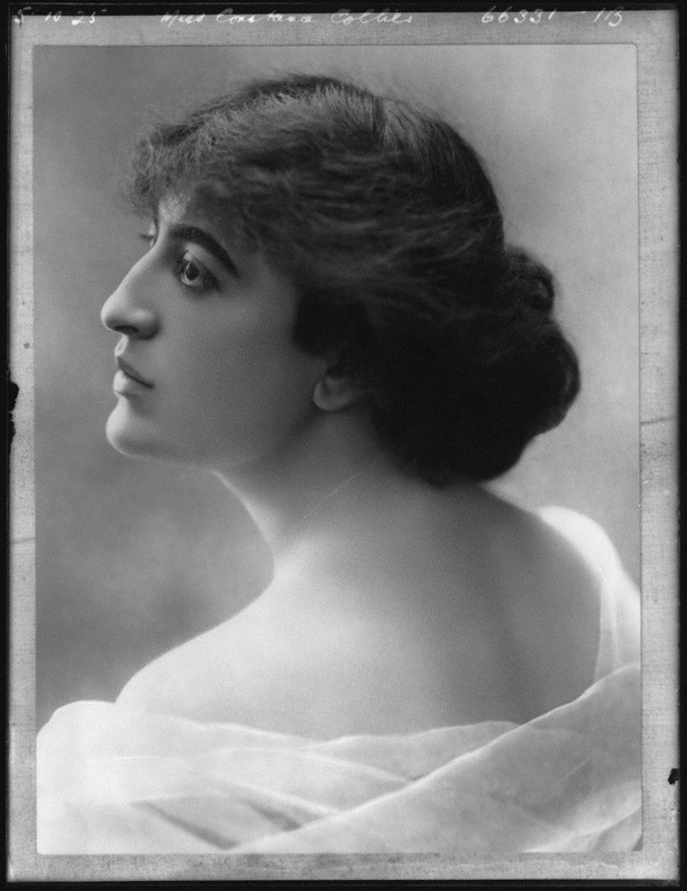 Constance Collier: Actress and Teacher – (Travalanche)