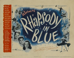 Poster - Rhapsody in Blue (1945)_06