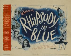 Poster - Rhapsody in Blue (1945)_06