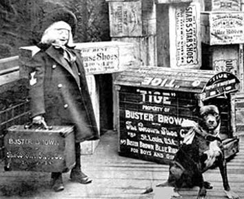 Buster Brown   Travalanche