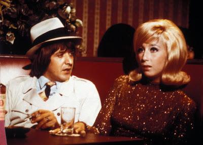 The gangster skit. That's Cher in the blonde wig -- looks like Terri Garr!