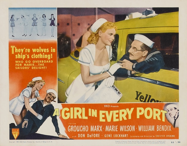 Poster - A Girl in Every Port (1952)_02