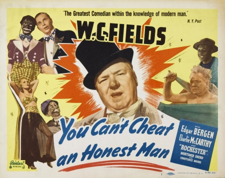 Poster - You Can't Cheat an Honest Man_02