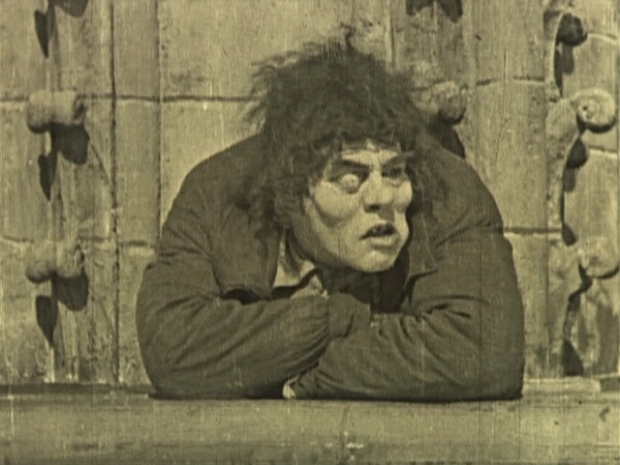 Lon Chaney Quasimodo 1