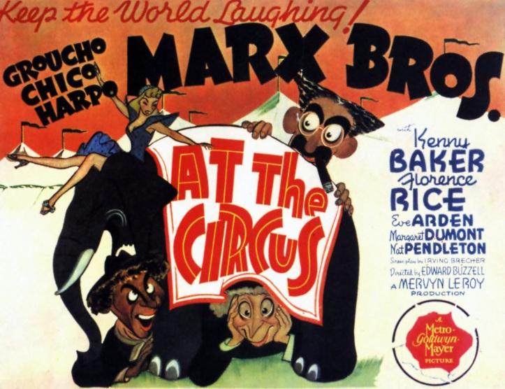 At the circus 1939 1