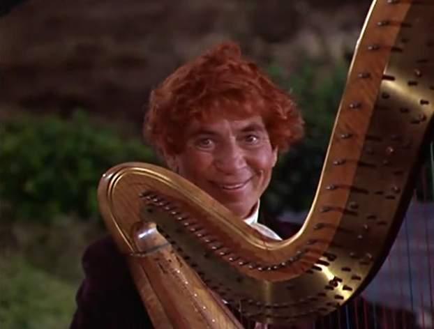 Harpo-Newton