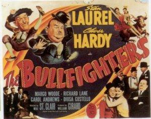 L&H_Bullfighters_1945