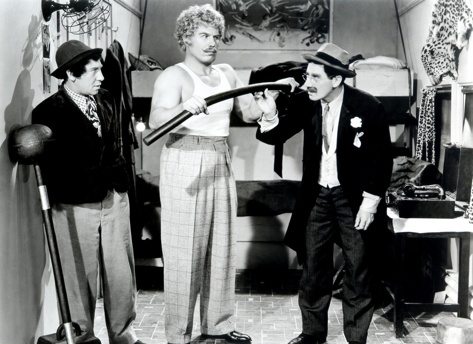 Midget circus orchestra 1940