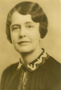 Young Clara Blandick