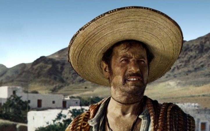 Eli Wallach, The Good The Bad and the Ugly