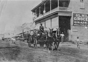 Historic Fire department
