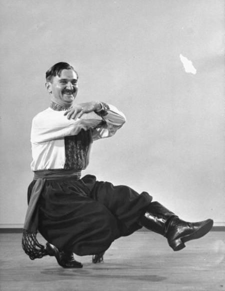 Ukrainian Dancer