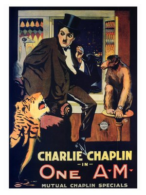 AP1102-charlie-chaplin-one-am-silent-comedy-movie-poster