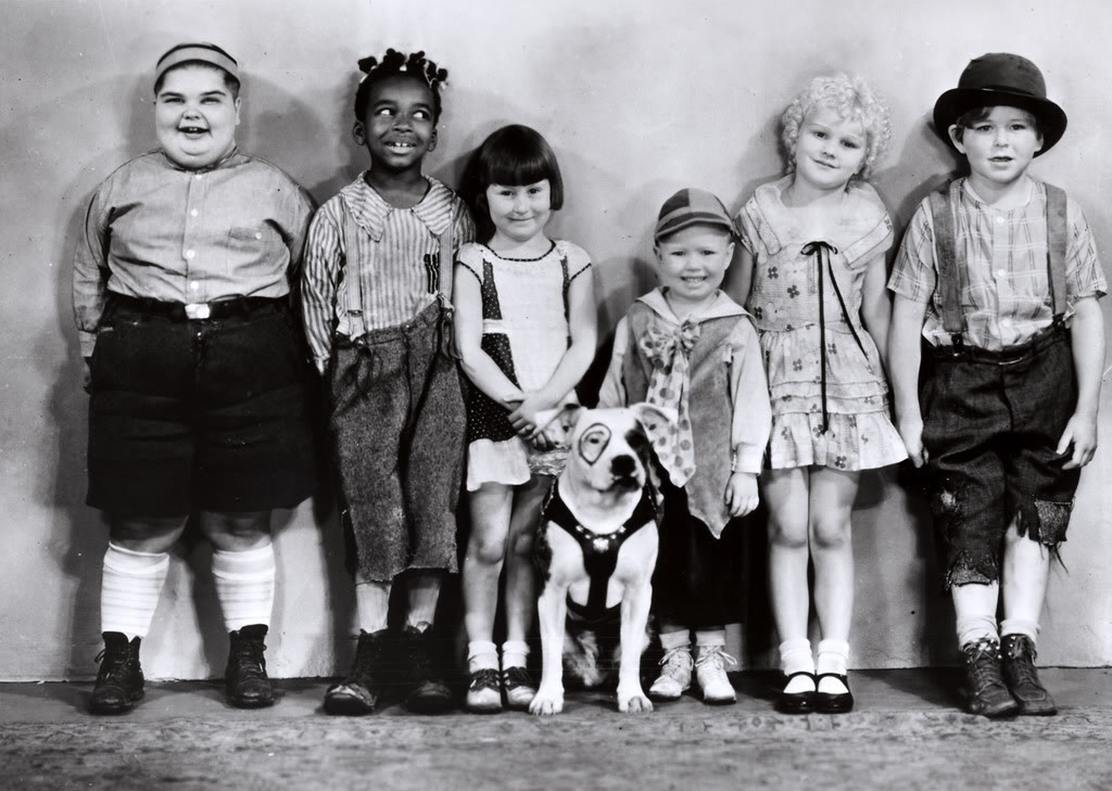 The long history of our gang a k a the little rascals for Hal ingang